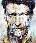 MAKOTO SAITO:PORTRAIT OF LUCIAN FREUD