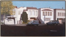 ROBERT BECHTLE : FOUR HOUSES ON PENNSYLVANIA AVENUE