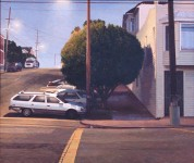 ROBERT BECHTLE : 20TH AND TEXAS, EARLY EVENING