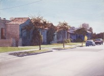 ROBERT BECHTLE : HOUSE ON CLAY STREET