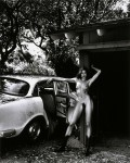 HELMUT NEWTON : DOMESTIC NUDE 8, LOS ANGELES