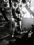 HELMUT NEWTON : DOMESTIC NUDE 11, LOS ANGELES