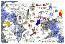 NIKI DE SAINT PHALLE : CALIFORNIA DIARY(MY MEN)