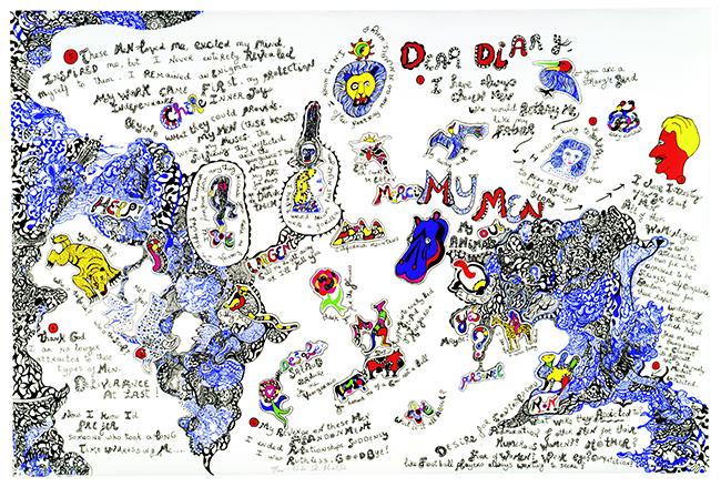 Sansiao Gallery Niki De Saint Phalle