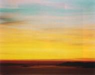 RICHARD MISRACH : GOLDEN GATE 12.15.98 5:14 P.M.