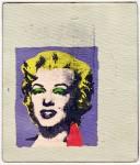 RICHARD PETTIBONE : ANDY WARHOL, MARILYNS, 1962,