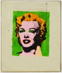 RICHARD PETTIBONE : GREEN MARILYN