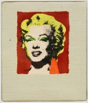 RICHARD PETTIBONE : RED MARILYN, 1978