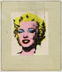 RICHARD PETTIBONE : ANDY WARHOL, MARILYN MONROE