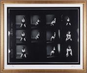 LEWIS MORLEY : CHRISTINE KEELER, 1963, 1963, ED8/10, 93 x 118 cm, 36 5/8 x 46 1/2 in., digital print on canvas