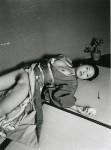 NOBUYOSHI ARAKI : MYTHOLOGY, 2001, 132 x 102 cm, 52 x 40 1/8 in., B&W print